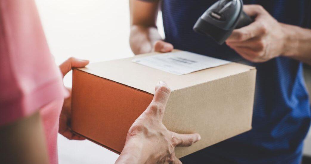 La gestione della consegna a domicilio
